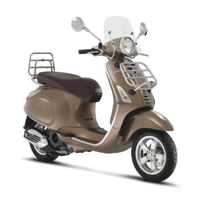 Vespa primavera touring 50-125-150 marrone 3-4antDX 3